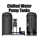 Chilled Water Pump Tanks